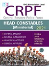 SURA`S Central Reserve Police Force (CRPF) Head Constables (Ministerial) Exam Book - 2021 Latest Edition