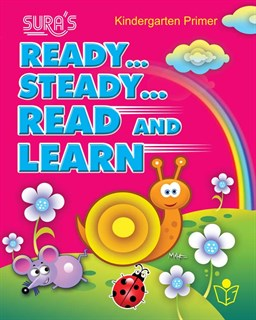 Ready Steady Read and Learn Kids Reading Books
