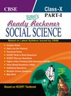 10th Standard CBSE (Ready Reckoner) Social Science Part I Exam Guide - 2017