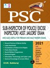 KPSC Sub Inspector of Police, Excise Inspector & Assistant Jailor`s Exam Book 2021