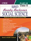 10th Standard CBSE (Ready Reckoner) Social Science Part II Exam Guide