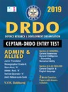 Defence Research & Development Organisation DRDO CEPTAM -Entry test exam book with model question papers