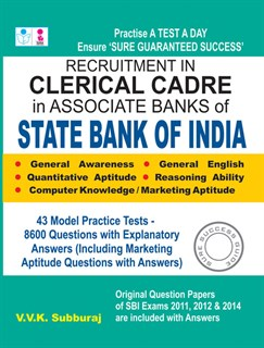 State Bank of India & Associate Banks Clerical Cadre Recruitment Exam