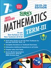 SURA`S 7th Standard Guide Mathematics Term 3 Exam Guide 2019 English Medium (New Syllabus 2019-20 Edition)