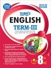 SURA`S 8th Standard Guide English Term 3 Exam Guide 2019 (New Syllabus 2019-20 Edition)