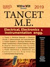 TANCET ME Electrical, Electronics and Instrumentation Engineering (EEIE) Exam Books 2019