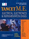 TANCET ME Electrical Electronics and Instrumentation Engineering Exam Book