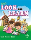 LKG Course Book Look and Learn