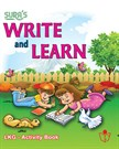 LKG Activity Book Write and Learn