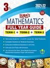 SURA`S 3RD STD MATHEMATICS FULL YEAR GUIDE (TERM1+TERM2+TERM3) ENGLISH MEDIUM 2021-22 Edition - based on Samacheer Kalvi Textbook 2021