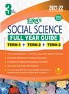 SURA`S 3RD STD SOCIAL SCIENCE FULL YEAR GUIDE (TERM1+TERM2+TERM3) ENGLISH MEDIUM 2021-22 Edition - based on Samacheer Kalvi Textbook 2021