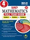 SURA`S 4TH STD MATHEMATICS FULL YEAR GUIDE (TERM1+TERM2+TERM3) ENGLISH MEDIUM 2021-22 Edition - based on Samacheer Kalvi Textbook 2021