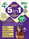 4th Standard Guide 5in1 Term 2 II English Medium Tamilnadu State Board Samcheer Syllabus
