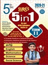 5th Standard Guide 5in1 Term II English Medium Tamilnadu State Board Samcheer Syllabus