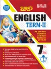 SURA`S 7th Standard Guide English Term 2 Exam Guide 2019 (Based on the New Syllabus 2019-20 Edition)
