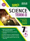 SURA`S 7th Standard Guide Science Term 2 Exam Guide 2019 English Medium (New Syllabus 2019-20 Edition)