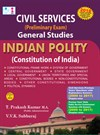 UPSC Civil Services Indian Polity Exam Books 2018