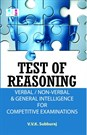 Test of Reasoning & General Intelligence for Competitive Exams