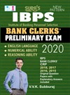 IBPS Bank Clerks Preliminary Exam Books