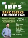 IBPS Bank Clerks Preliminary Exam Books