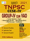TNPSC Group - IV 4 cum VAO Junior Assistants, Typists, Steno - Typists, Bill Collector & Field Surveyor Exam Study Material Books 2020