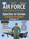 Air Force Selection of Airmen ( Technical Cadre ) Exam Books 2017