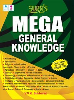 Mega Objective General Knowledge Quiz Book