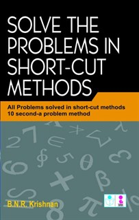 Solve the Problems in Short cut Methods Book