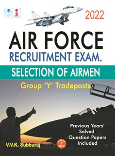 SURA`S Air Force Selection of Airmen Group Y Tradeposts Exam Books - LATEST EDITION 2022