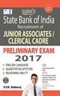 SBI Junior Associates & Clerical Cadre Prelims Exam Books 2017