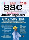 SSC Junior Engineering (Civil,Mechanical,Electrical) Exam Books 2018