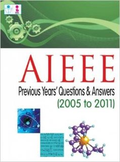 AIEEE Previous Years Questions & Answers Book