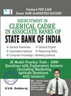 SBI Clerical Cadre Associate Banks Model Practice Tests Exam Books 2017