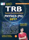 TRB Physics PG Exam Books 2017