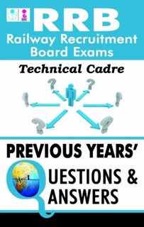 RRB (Technical Cadre) Previous years` Questions & Answers