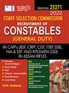 SURA`S SSC Constables General Duty (GD) English Exam Books - LATEST EDITION 2022