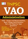 TNPSC VAO Administration Book English Medium