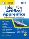 SURA`S Indian Navy Artificer Apprentice Exam Book in English - LATEST EDITION 2022