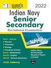 SURA`S Indian Navy Senior Secondary Exam Book in English - LATEST EDITION 2022