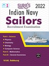 SURA`S INDIAN NAVY SAILORS Recruitment Examination Book in English - Latest Edition 2022