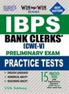 SURA`S IBPS Bank Clerk CWE - V Preliminary Exam Practice Test Book | IBPS Bank Clerk Exam Book | IBPS CWE Clerk Exam Books 2021