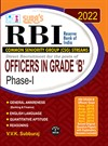 SURA`S RBI Grade B Officers Exam Phase I Study Material Book in English - LATEST EDITION 2022