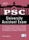 Kerala PSC University Assistant Recruitment Exam Books