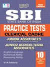SBI Clerical Cadre Junior Associates And Junior Agricultural Associates Exam Practice Tests Books