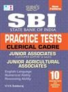SBI Clerical Cadre Junior Associates And Junior Agricultural Associates Exam Practice Tests Books