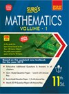 SURA`S 11th Standard (New Textbook 2019-20) Mathematics Volume - I Guide 2019