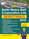 DMRC (Delhi Metro Rail Corp) Maintainer Exam Books 2018
