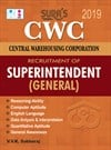 CWC (Central Warehousing Corporation) Superintendent (General) Exam Books 2019