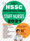 Haryana Staff Selection Commission (HSSC) Staff Nurses Exam Books 2021
