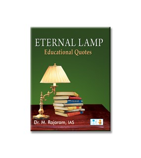 Eternal Lamp Educational Quotes